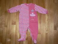 PROMO à 30% pour les vêtements fille 0-24m et garçon 5-8 ans