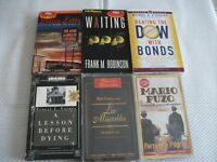 Assorted Books On Tape