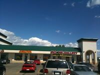 Prime 3750sqft Retail space for lease. High traffic & Exposure