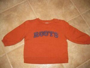ROOTS Fleece Lined Sweatshirt - MINT