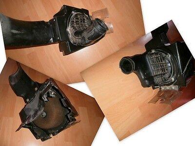 Luftfilterkasten für eine Kawasaki KX 125L 99-02 08798