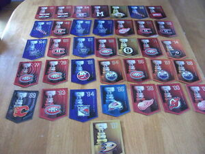 Molson Canadian, Coors Light Panini Hockey Cards