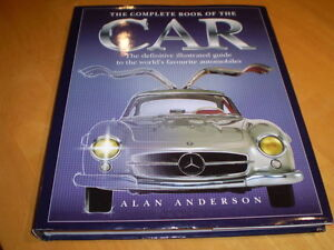 THE COMPLETE BOOK OF THE CAR Windsor Region Ontario image 1