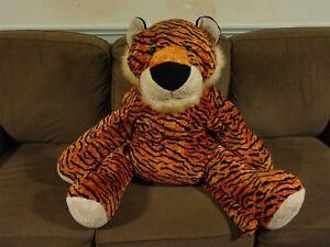 Big Stuffed/Bean Bag Tiger $55