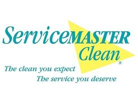 ServiceMaster require an Area Service Manager/Contractors Coordinator