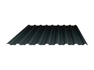 Trapezbleche in RAL 7016 für Dach oder Wand 2m TOP Ware
