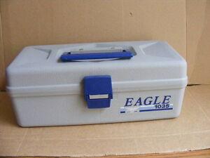 "FS: ""Eagle 1035"" Fishing Tackle Box (never used) London Ontario image 1"
