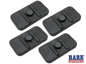 HOLDEN-HD-HR-HK-HT-HG-UTE-PANEL-VAN-RUBBER-SPRING-PAD-KIT-RARE-SPARES