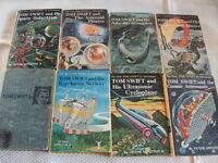 Old Tom Swift Books