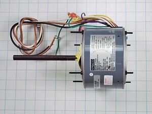 D7909 Fasco 1075 RPM AC Air Conditioner Condenser Fan Motor 1/4 HP OEM