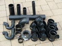Plomberie, matériel et pièces de plomberie divers (lot #2)