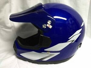 New Yamaha Dirt Bike Helmet Windsor Region Ontario image 5
