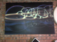 Giant Modern Canvas Print £25 ono