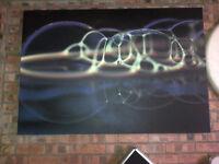 Giant Modern Canvas Print £10 ono
