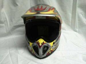 New Zeus Kids Dirt Bike Helmet At 50% off Windsor Region Ontario image 3