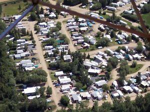 RV Lots, Burnt Birch Trailer Association, Pigeon Lake