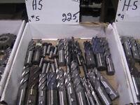Carbide / highspeed end mills