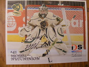 """FS: 2009-2010 London Knights """"Autographed"""" Player Photos London Ontario image 3"""