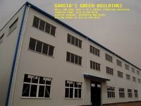 we build insulated metal buildings at $195 per Sq foot