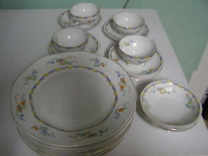 Collection of Czechoslovakian  China