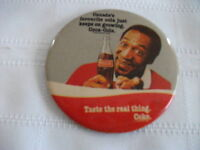 Bill Cosby Coca Cola Button