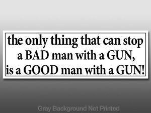 Good-Man-with-a-Gun-Bumper-Sticker-pro-guns-nra-rifle