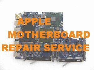 Apple Macbook and Macbook Pro logic board REPAIR! Peterborough Peterborough Area image 1
