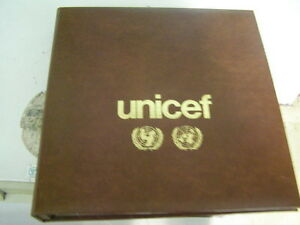 UNICEF First Day Cards and envelopes