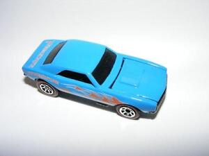 Custom Freaktoyz Collectibles Hot Wheels 67 Camaro by Nightstalker Chris Walker