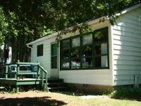 Cedar Grove Camp on Sky Lake
