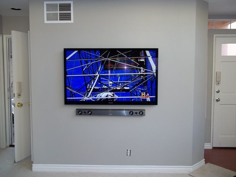 Tv wall Mounting service, professional wall tv wall mount