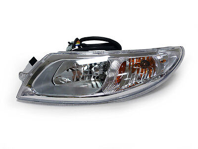 USA 03-09 INTERNATIONAL TRUCK 4100/4200/4300/4400/8500/8600 LEFT HEADLIGHT LAMP
