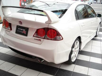 06 Honda Civic Type R FD2 Mugen RR style fiberglass rear wing Wetherill Park Fairfield Area Preview