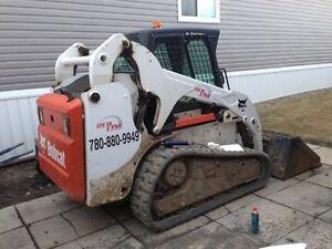 Redline Landscaping, Bobcat Services & drainage