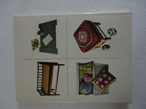 DECORATING WITH NEEDLEPOINT1976 SCOBEY & SABLOW HARDCOVER BOOK London Ontario image 2