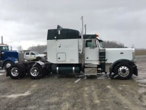 2002   379 Peterbilt  6NZ cat 13spd