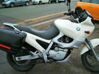 BMW F650 STRADA - only 23k Miles - VGC - Panniers