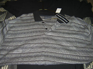 """BRAND NEW WITH TAGS MENS LARGE """"PREMIERE COLLECTION"""" GOLF SHIRT London Ontario image 3"""