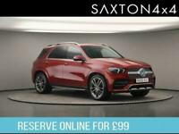 2020 Mercedes-Benz GLE CLASS 3.0 GLE450 EQ Boost AMG Line G-Tronic 4MATIC (s/s)