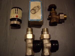 Thermostatic valve for hot water heating London Ontario image 2