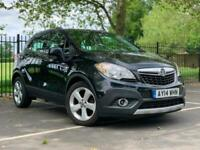 VAUXHALL MOKKA 1.7CDTi EXCLUSIV (2014) 1 OWNER FROM NEW, LONG MOT, 6 SPEED, 5Dr