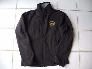 MISSISSAUGA NORTH STARS Fleece Lined Jacket Men's Size Small