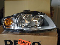 Headlight Assembly for 2006-08 Audi A4