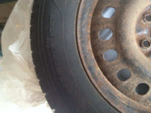 17 inch goodyear winter tires