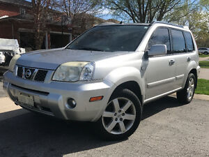 2006 Nissan X-trail Limited Edition SUV, Crossover
