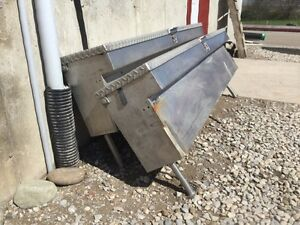 Stainless truck bed tool box London Ontario image 3