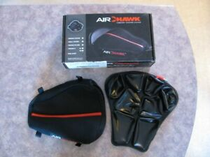 """Air Hawk"" Saddle Pad for Dyna or Sportster - NEW"