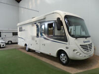 CONCORDE CREDO IMOTION A CLASS GARAGE 3 BERTH AUTOMATIC / SORRY NOW SOLD