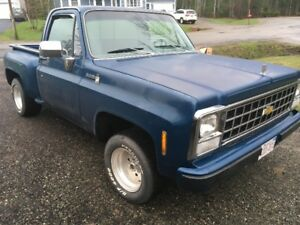 wanted for parts, 73 to 87 chev  Truck