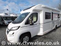 Bailey Autograph 75-4 Fixed Bed Motorhome MANUAL 2018
